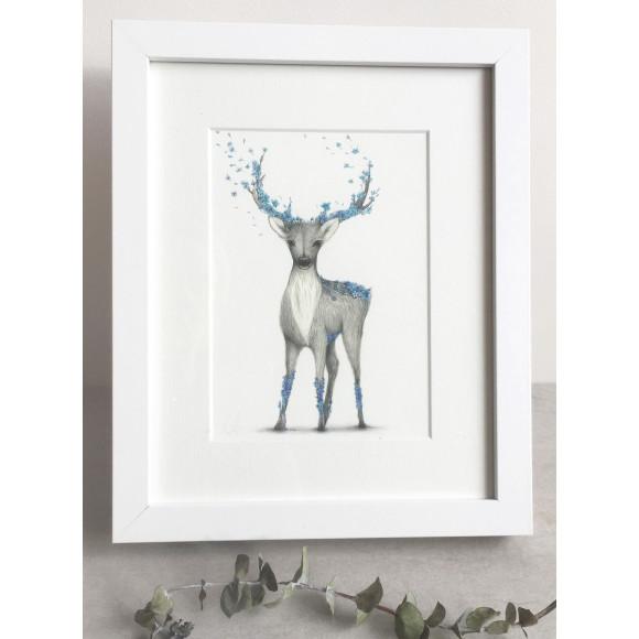 deer print