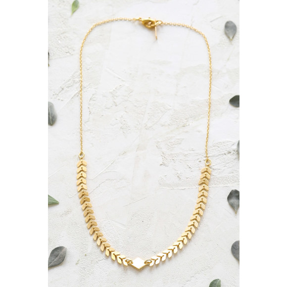 Andromeda Necklace Gold