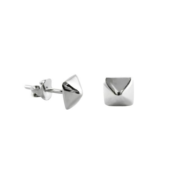 Stud Earrings sterling silver