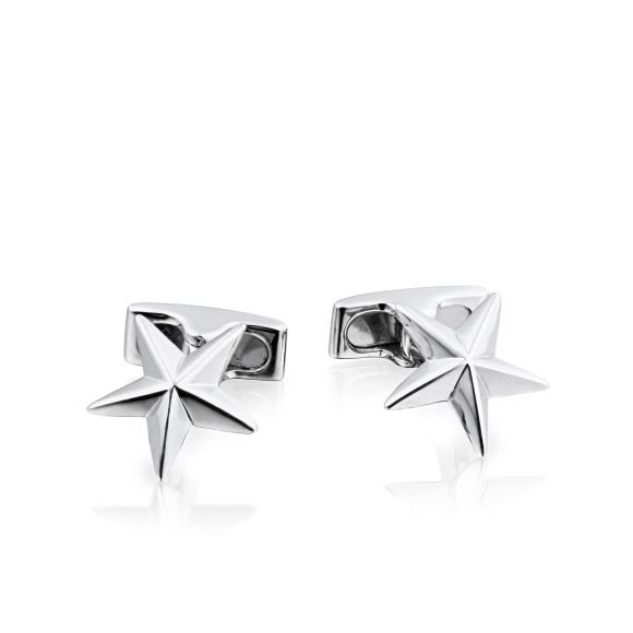 Eleanor - Sterling Silver Cufflinks