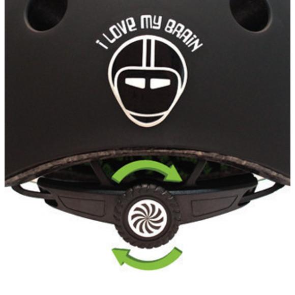 Adjustable Spin Fit System