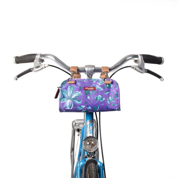 Po Campo Petals handlebar clutch - Limited Edition