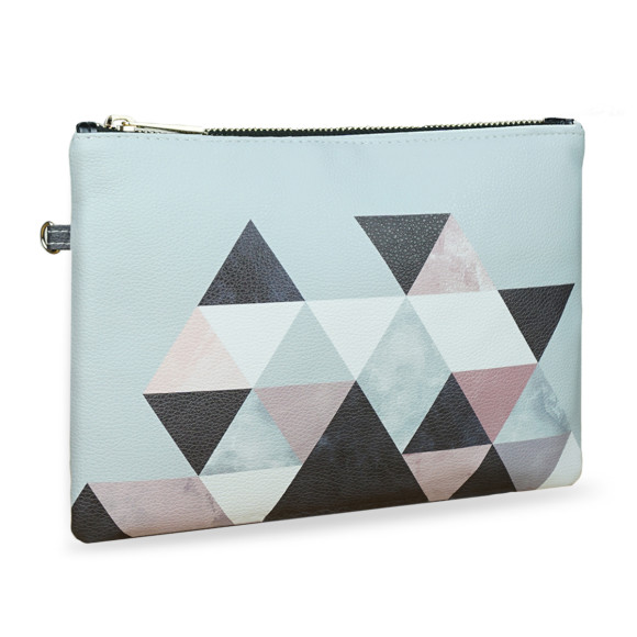 Graphic 202 Clutch Bag