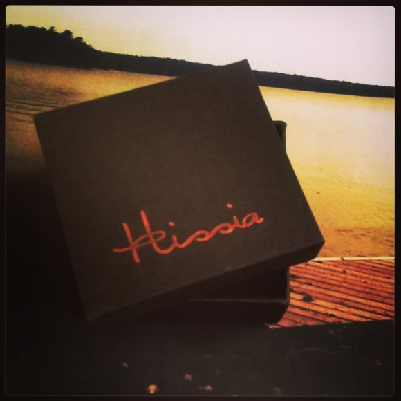 Hissia packaging