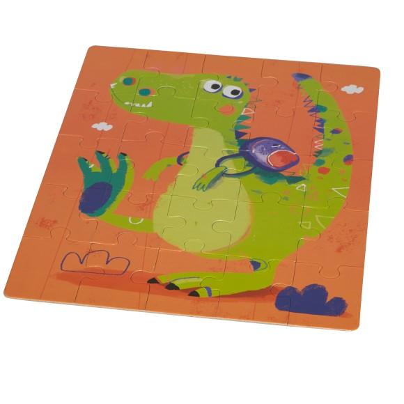 glottogon dinosaur puzzle