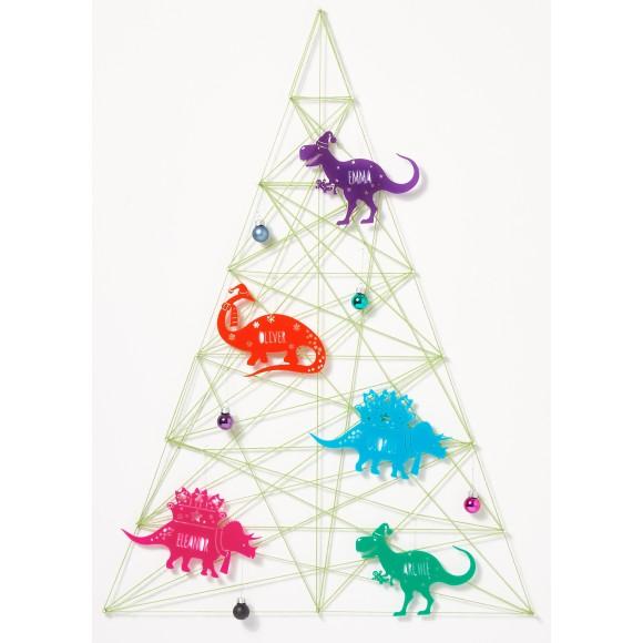 Dinosaur Christmas Bauble