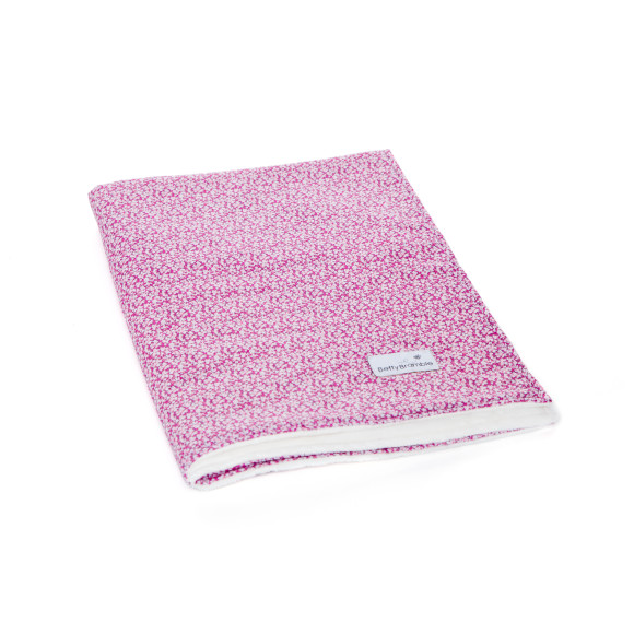 Pink Pepper Liberty of London Blanket