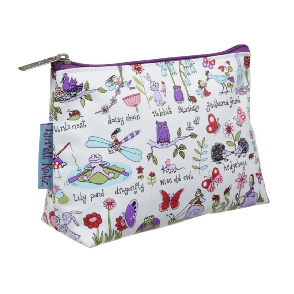 Tyrrell Katz Secret Garden Wash Bag