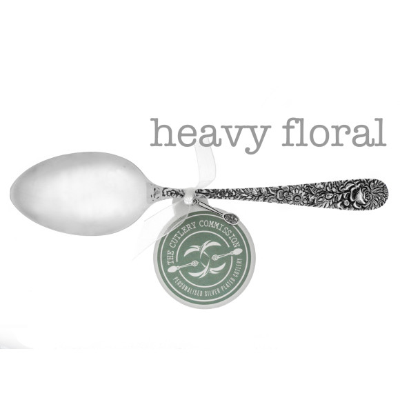 Featured: Heavy Floral Handle