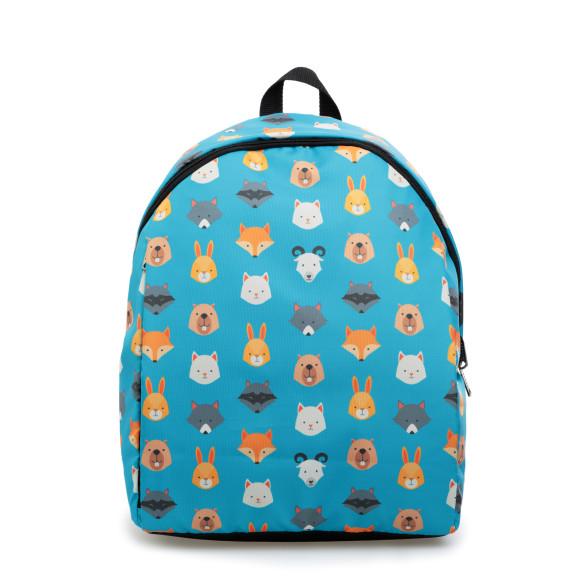 Happy Zoo Backpack
