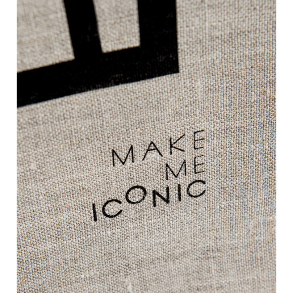 Linen tea towel