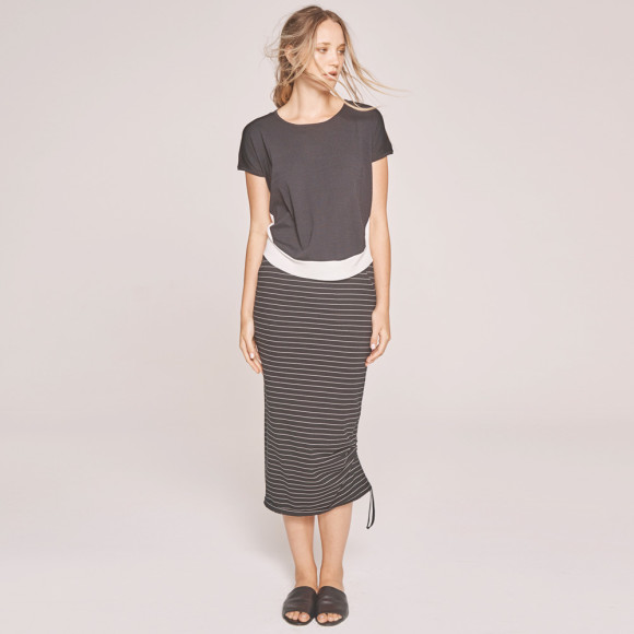 Reflect Midi Skirt