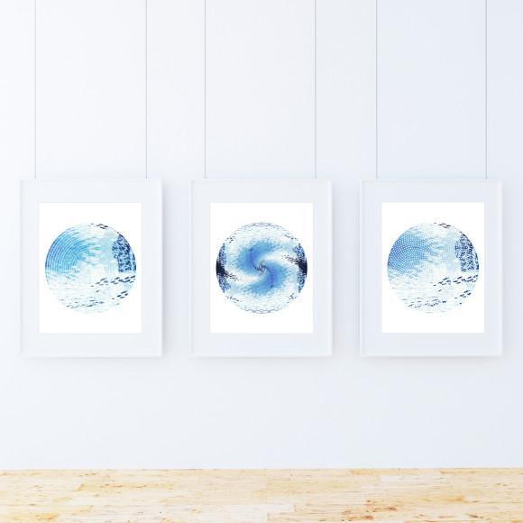 Water Wheel Series