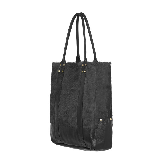 Lupe tote negro