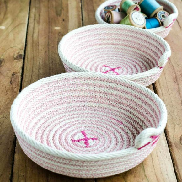 Rope Dish Set Example