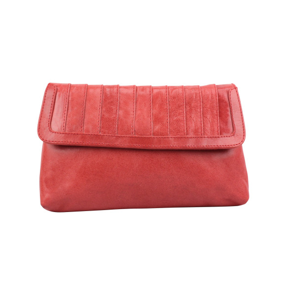 new york clutch cherry