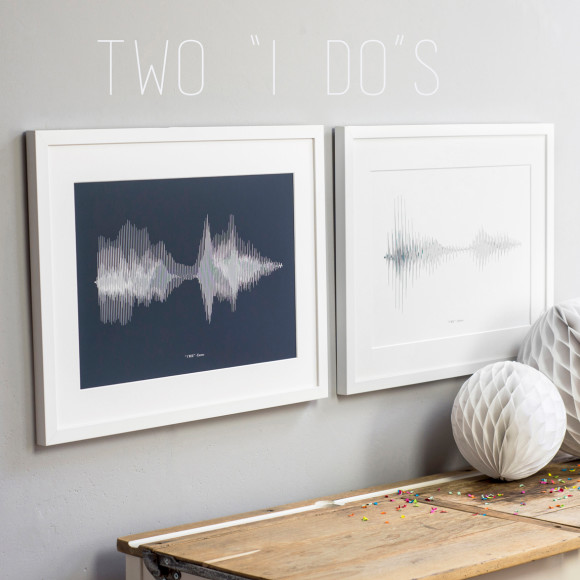 Two Sound Waves