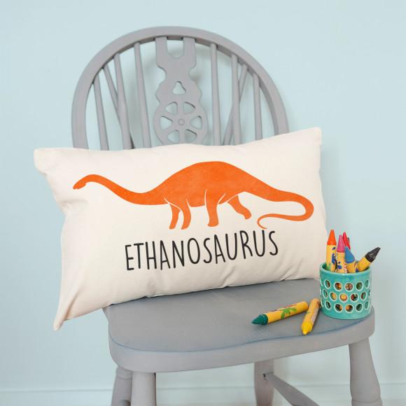 Orange Diplodocus