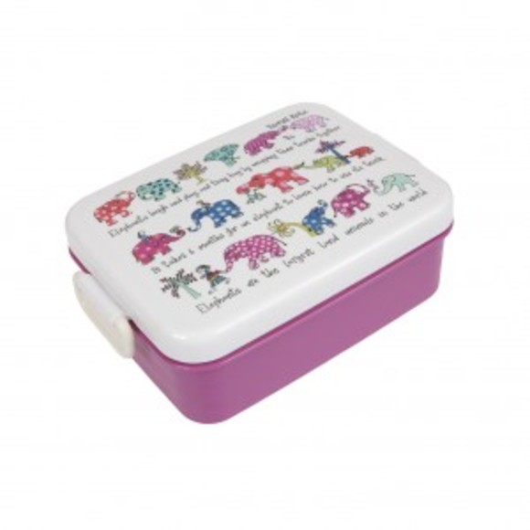 Tyrrell Katz Elephants Lunch Box