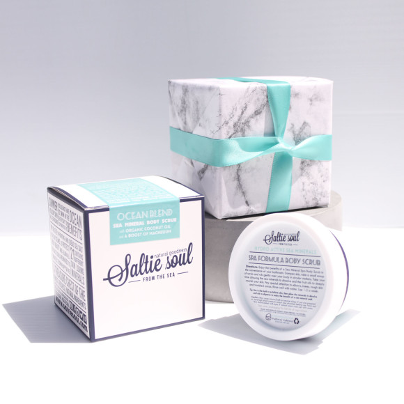Ocean Blend Body Scrub Gift Box