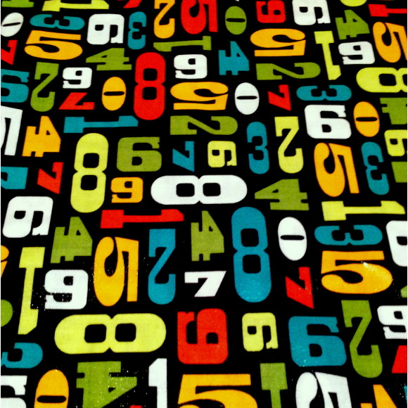 numbers mat