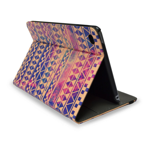 Aztec Print iPad Mini 4 Tablet Folio Case