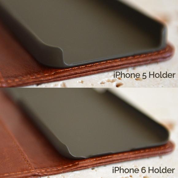 Tan Luxury Personalised iPhone Case