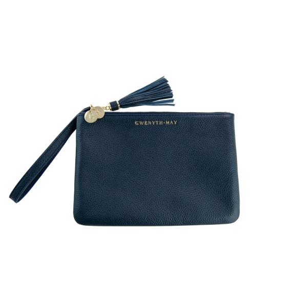 The Mia pouch - navy