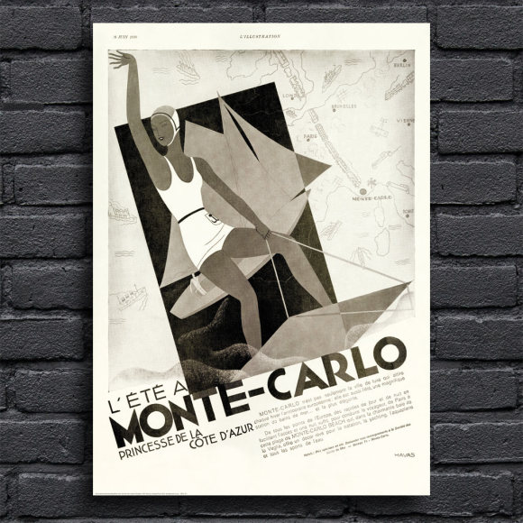 Monte-Carlo Tourism: Unframed