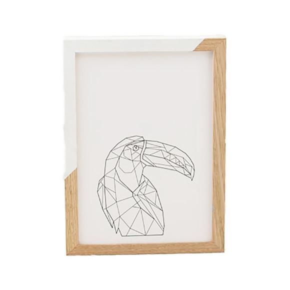 Zap Frame - White