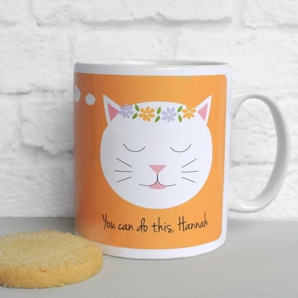 'Not Every Day...' quote mug Orange
