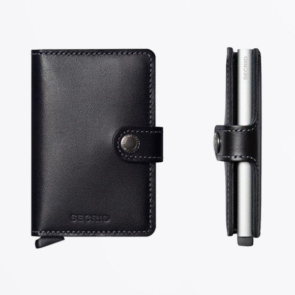 Original Black, silver case