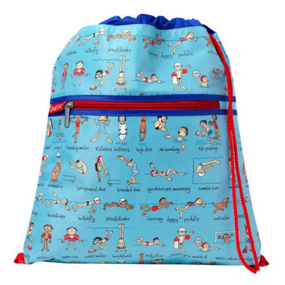 Tyrrell Katz Swimming Kit Bag