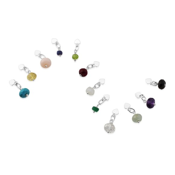 birthstone gemstone cluster