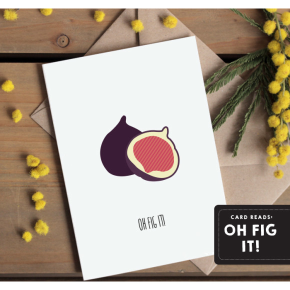 Oh fig it!
