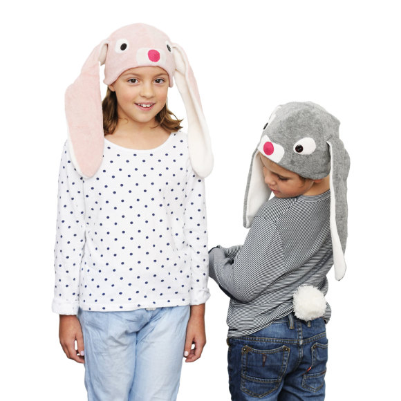 Easter Bunny Hats & Tails