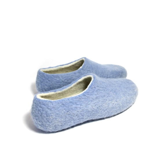 Wool Slippers Serenity