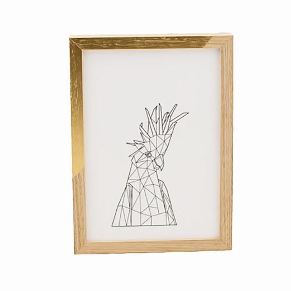 Zap Frame - Gold
