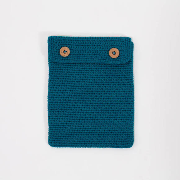 Teal iPad Case