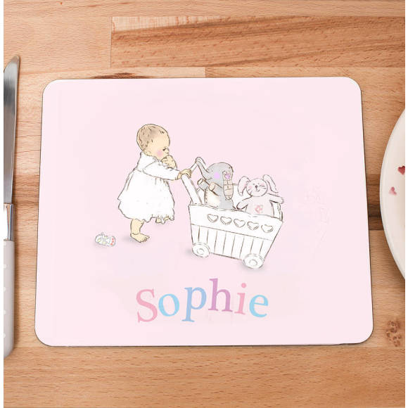 Placemat for Girls