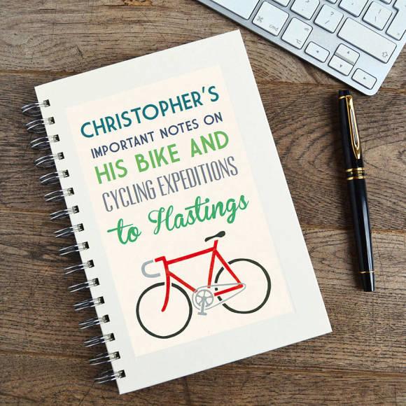 Communiqué notebook