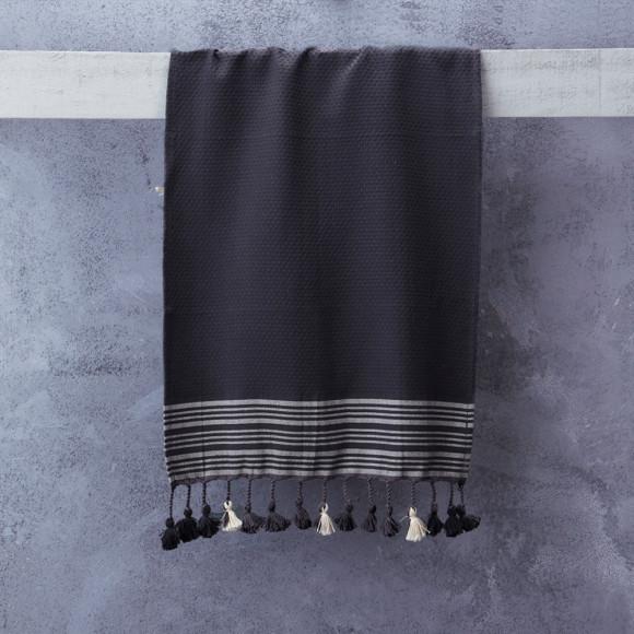 Charcoal - Classic Stripe