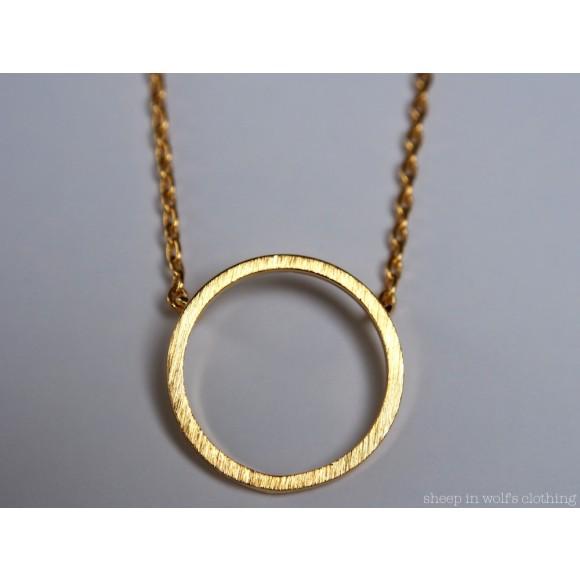 Gold Karma Circle