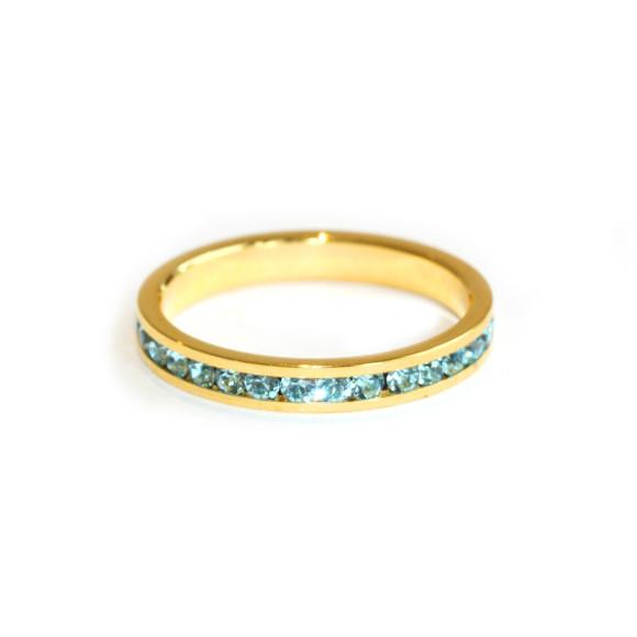 Light Blue Ring