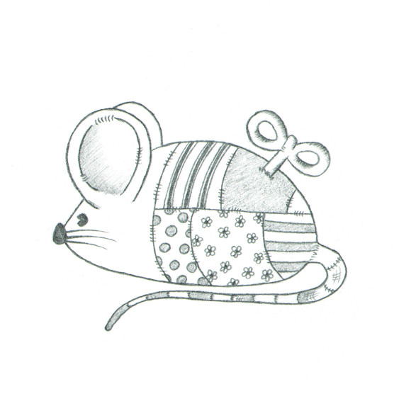 wind up mouse