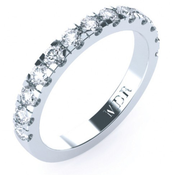 Blondell Damond Wedding Ring