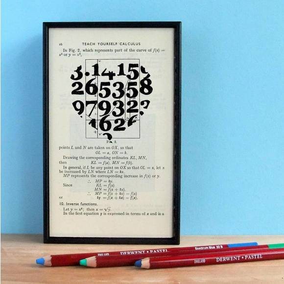 Pi Geeky Print