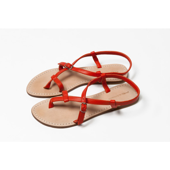 Piana Sandal in Ta