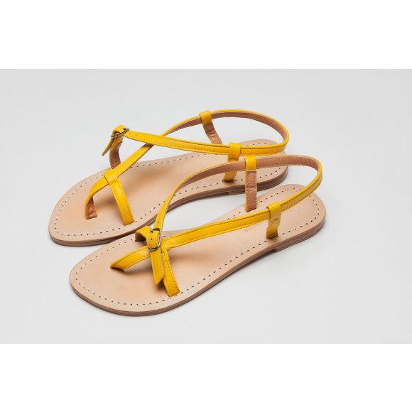 Piana Sandal Yellow