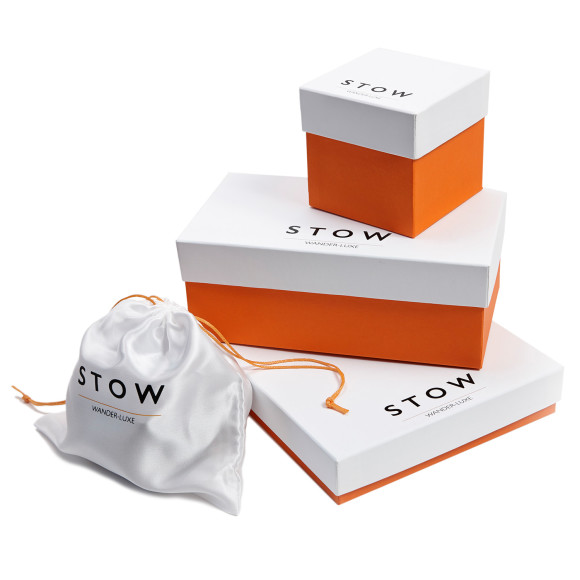 Stow Dust Bag & Gift Boxes